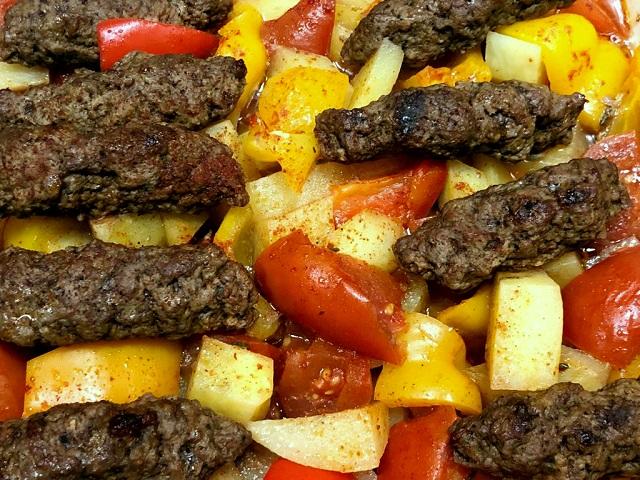 أكلات عالمية الوصفة العربية